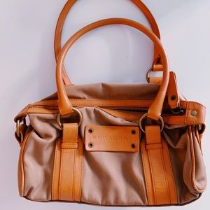 Authentic Vintage Burberry Handbag